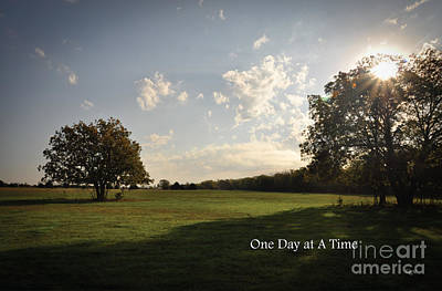 Photograph - One Day At A Time by Cheryl McClure