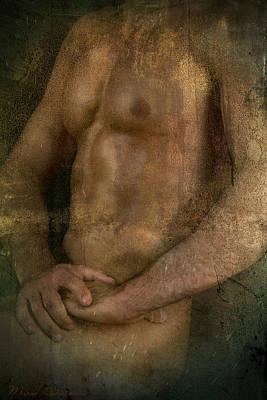 Nudes Digital Art - One Day by Mark Ashkenazi