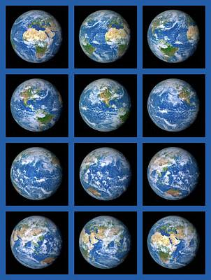 One Earth Day Art Print