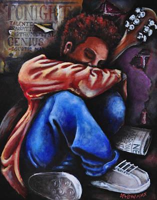 Painting - One-hit Wonder by Ka-Son Reeves