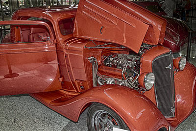 Photograph - One Hot Rod by Jack R Perry