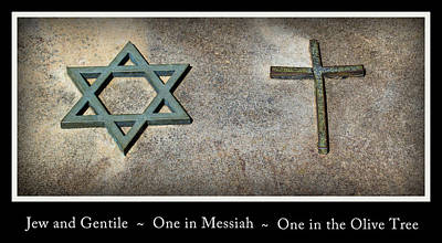 Photograph - One In Messiah by Tikvah's Hope