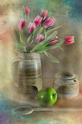 One Less Art Print by Diana Angstadt