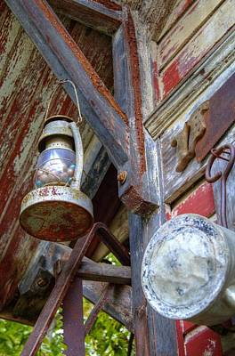Photograph - One Man's Junk by Deb Buchanan