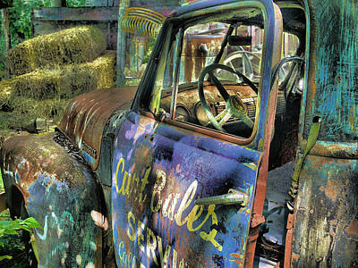 Photograph - One Man's Junk by William Griffin