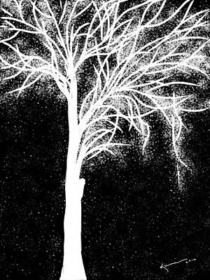 One More Tree Art Print