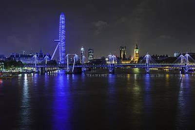 Photograph - One Night In London by Alfio Finocchiaro