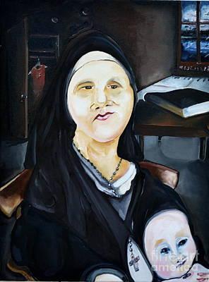 Painting - One Night by Jacabo Navarro