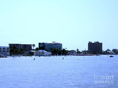 Photograph - One Of Days In Fort Myers Beach by Oksana Semenchenko