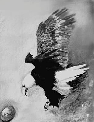 One Of My Eagles Original by Marcello Cicchini