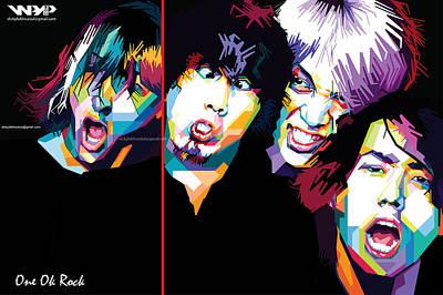 One Ok Rock In Wpap Original