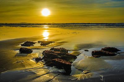 Oregon State Photograph - One Oregon Coast Sunset by Puget  Exposure