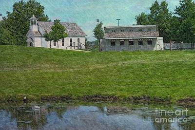 Photograph - One Room Schoolhouse by Liane Wright