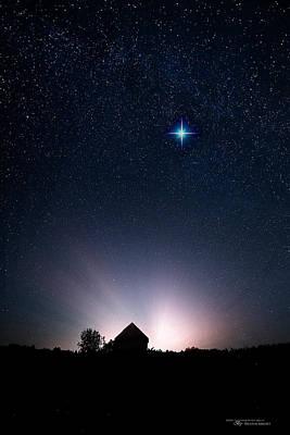 Adobe Cc Photograph - One Silent Night by Dustin Abbott