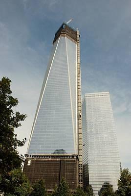 September 11 Wtc Digital Art - One W T C  by Rob Hans