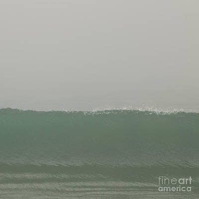 Photograph - One Wave by Ana V Ramirez