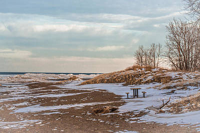 Photograph - One Winterday by Anthony Thomas