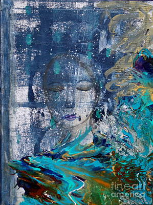 One With All Art Print by Nancy TeWinkel Lauren
