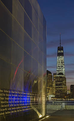 One World Trade Center At Dawn Art Print