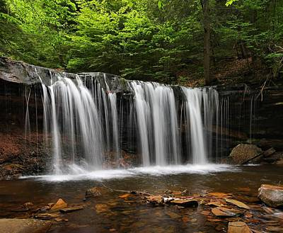 Photograph - Oneida Falls by Mike Farslow