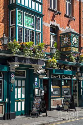 Photograph - O'neill's Pub by Brian Jannsen