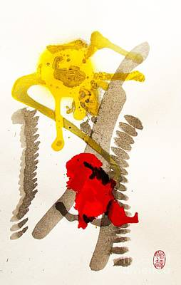 Painting - Oni Ya Oni by Roberto Prusso