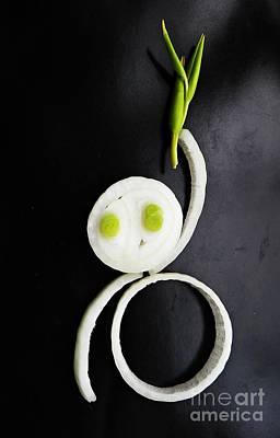 Photograph - Onion Baby by Sarah Loft