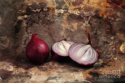 Photograph - Onions by Randi Grace Nilsberg