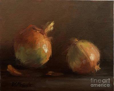 Onions Art Print