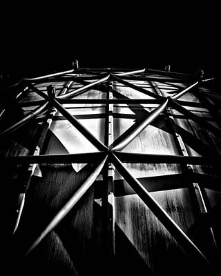 Photograph - Ontario Place Cinesphere 4 Toronto Canada by Brian Carson