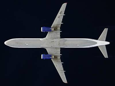 Aviation Photograph - Onurair by Niels Herbrich