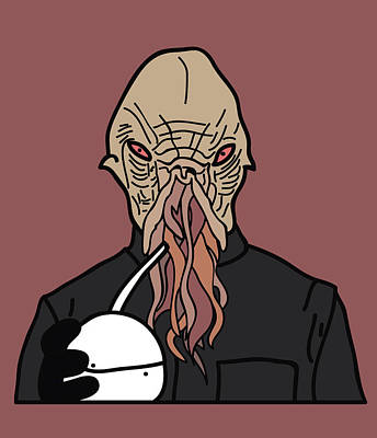 oOd Art Print by Jera Sky