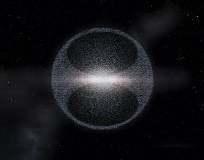 Oort Cloud, Artwork Art Print