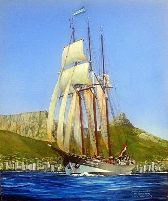 Painting - Oosterschelde by Tim Johnson