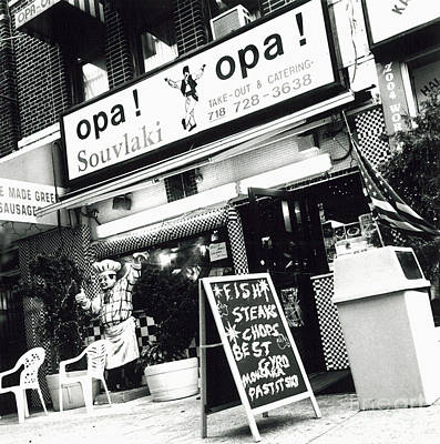 Art Print featuring the photograph Opa Opa by James Aiken