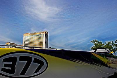 Ocean City Photograph - Opa Racing At Atlantic City by Tom Gari Gallery-Three-Photography