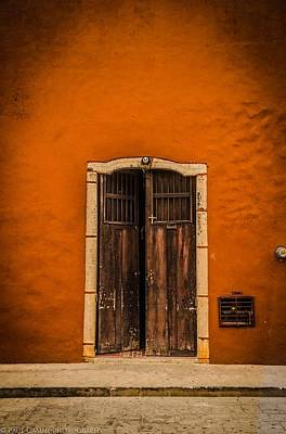 Photograph - Open Door by Paul Camhi
