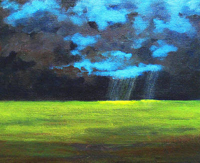 Painting - Open Field IIi by Patricia Awapara