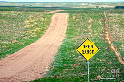 Photograph - Open Range by John Douglas