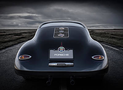 Sportscars Digital Art - Open Road by Douglas Pittman