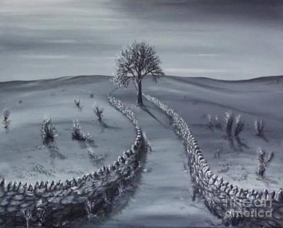 Painting - Open Road by Kenneth Clarke