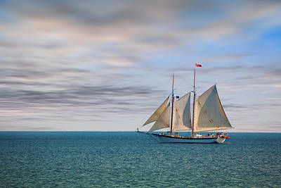 Photograph - Open Sailing by Alexey Stiop