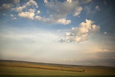 Open Skies Art Print by Andrew Soundarajan