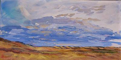 Painting - Looking Northwest by Helen Campbell
