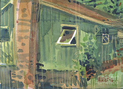 Painting - Open Window by Donald Maier