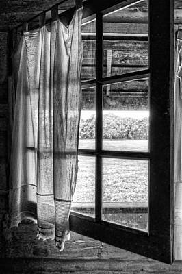 Photograph - Open Window by Nikolyn McDonald