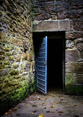 Opened Prison Door Print by Dutourdumonde Photography
