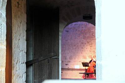 Photograph - Opening by A K Dayton