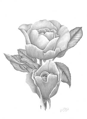 Opening Blooms Art Print