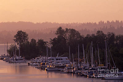 Photograph - Opening Day Of Boating Along The Montlake Cut by Jim Corwin